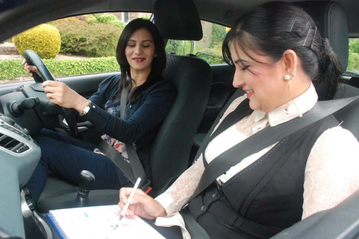 monica rahala passed first time high performance driving school derbyshire. Black Bedroom Furniture Sets. Home Design Ideas